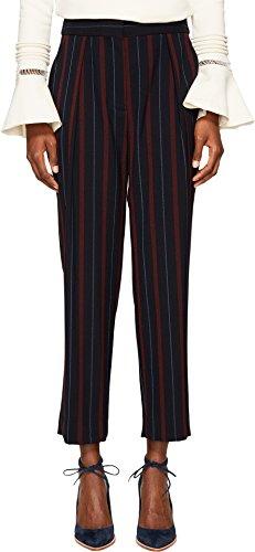 Chloe Women Pants (See by Chloe Women's Cool Tailoring Pants Navy 38)