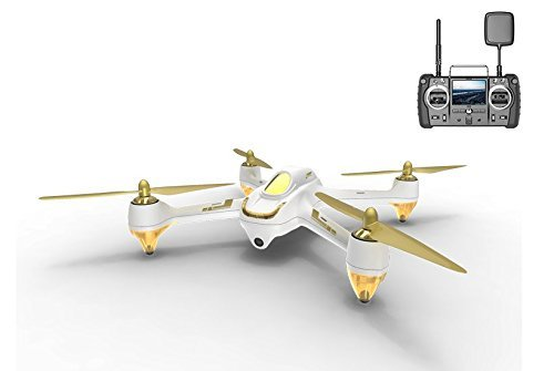 Hubsan JYZ drone H501S x4 Pro 5.8G FPV Quadcopter 10 Plus Channels Headless Mode GPS RTF Drone with 3M Pixels Camera…