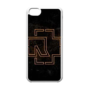 Personalized Durable Cases Uuuth Ipod Touch 6 Cell Phone Case White Rammstein Protection Cover