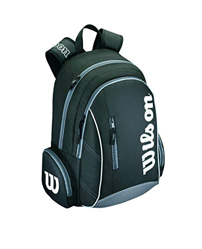 (Wilson Advantage II Backpack - Black/White)