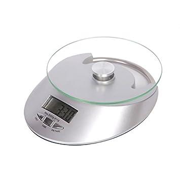 WYD alimentos escala precisión digital precisión en libras, gramos, onzas, pequeño – Báscula