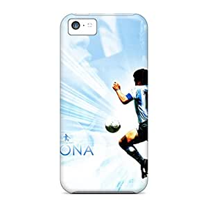Shockproof/dirt-proof Maradona Covers Cases For Iphone(5c)