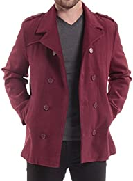 Amazon.com: Red - Wool & Blends / Jackets & Coats: Clothing Shoes