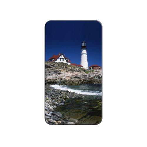 - Maine Lighthouse - Portland Head - Metal Lapel Hat Pin Tie Tack Pinback