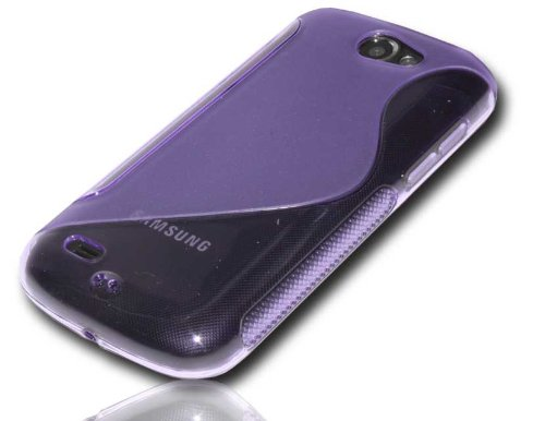 finest selection c5d45 fc56e Rubber Mobile Phone Case for Samsung Galaxy W GT-i8150 / Cover ...