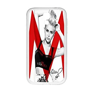 Cool painting Miley Cyrus Phone Case for Samsung Galaxy S4