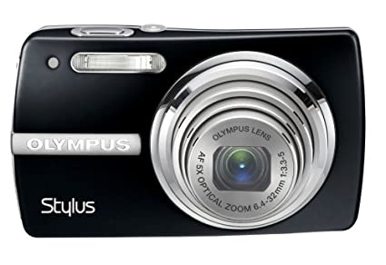 amazon com olympus stylus 820 8mp digital camera with 5x optical rh amazon com