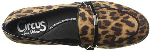 black Cheetah Hendricks Edelman Sam Fabric Brown Print Circus Femme By qOS1wH