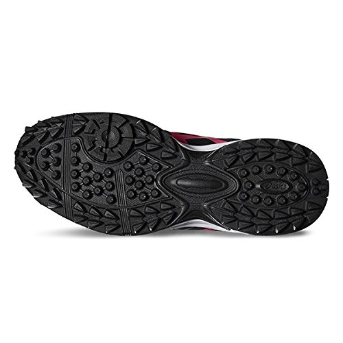 Asics Gel-Lethal MP 7 Women's Hockey Zapatillas - AW16 Negro