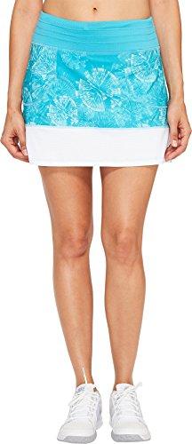 Skirt Sports Women's Mod Quad Skirt, Clarity Print, Medium