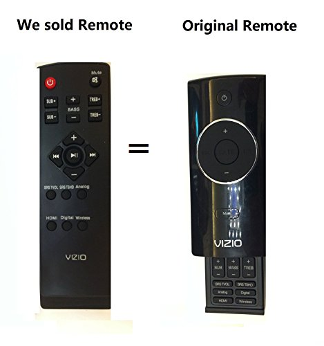 NEW Beyution Replaced Sound Bar Remote Control Fit for More