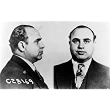 AL CAPONE MUG SHOT GLOSSY POSTER PICTURE PHOTO gangster chicago mafia mob