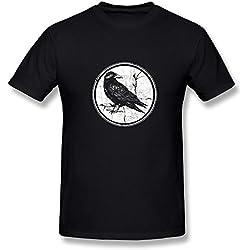 Men's Defeater Newsitem Tour Logo T-shirt XXL