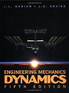 Engineering mechanics dynamics study guide volume 2 j l by j l meriam engineering mechanics dynamics 5th fifth edition fandeluxe Images