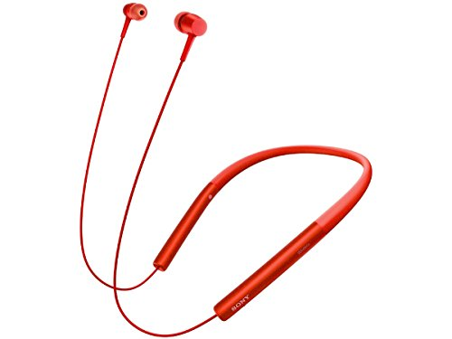 SONY wireless stereo headset MDR-EX750BT/R (Cinnabar Red)(Japan Domestic genuine products)