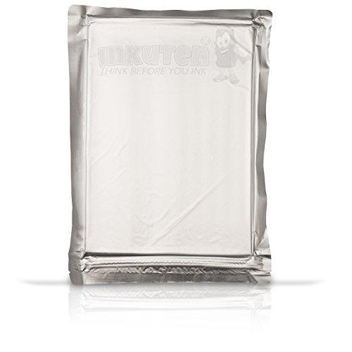 INKUTEN Papel De Azucar Para Reposteria Comestible - Para Imprimir Imagenes Con Tinta Comestible - 24 Hojas De Papel De Azucar