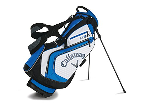 Callaway 2016 Chev Stand Bag, Royal/Black/White