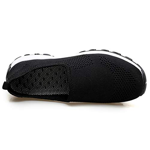 Basket Chaussures Marche Creepers Compensées Femme Sneakers Bottes Plate Hishoes Mode Sport Fitness Plateforme Gym wOBxZqIn