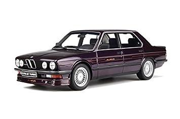 otto 1/18 Alpina B7 turbo (purple) BMW E28