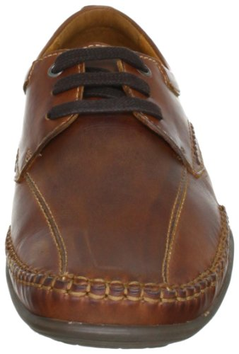 Pikolinos Puerto Rico-1 03A-5395 - Zapatos de cuero para hombre Marrón (Cuero)