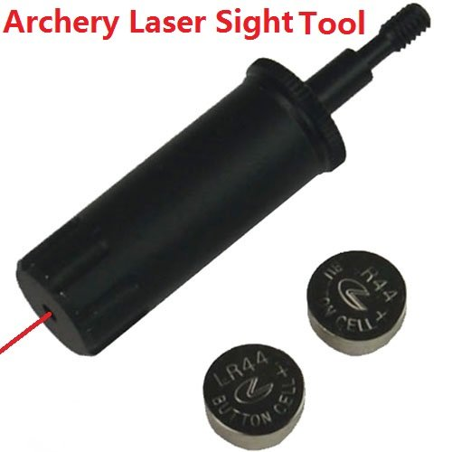 GRG Archery Laser Sight Tool for Bow and Crossbow, Accurate and Long Battery Life