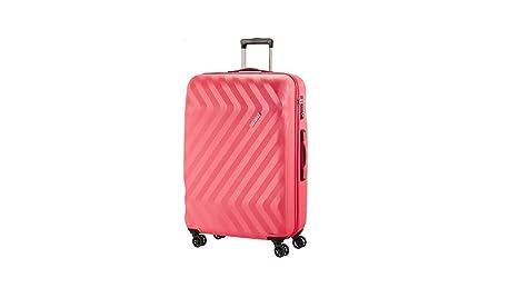 American Tourister - Maleta rosa BRIGHT PINK
