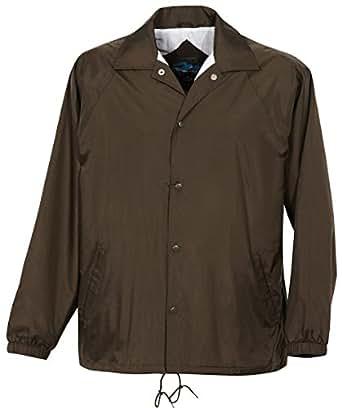 Tri-Mountain 100% Taffeta Nylon Lightweight Water-Resistant Jacket