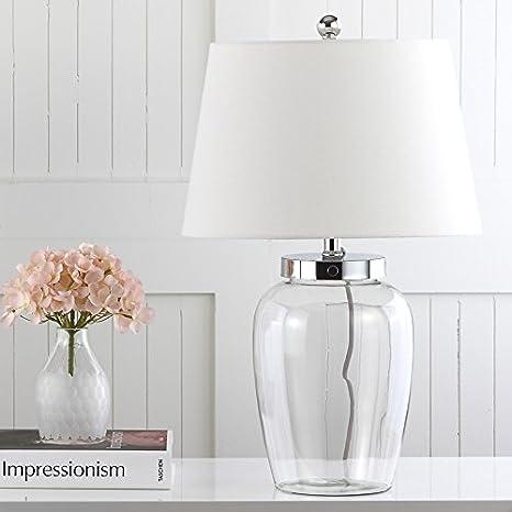 Amazon.com: Safavieh Lighting Collection Evan 22.5-inch de ...