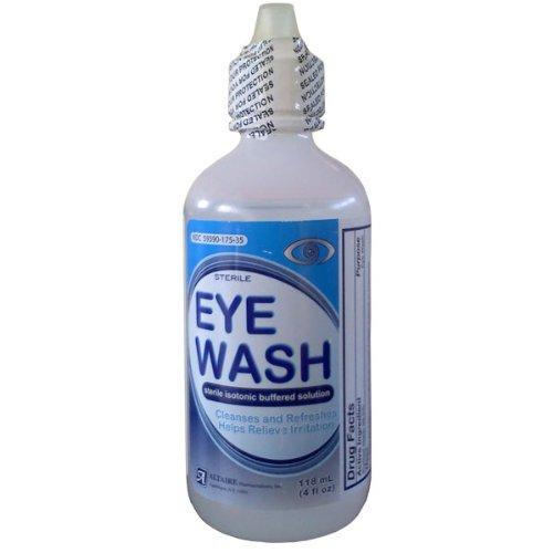 Eye Wash, 4 Ounce, 2-Pack
