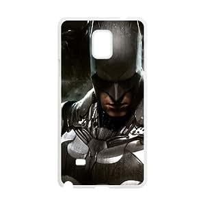 Batman Arkham Knight Samsung Galaxy Note 4 Cell Phone Case White gift z004hm-2329017