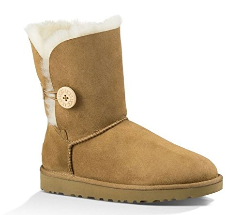 UGG Damen W Bailey Button Ii Schneestiefel