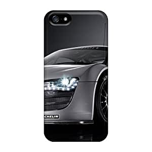 Defender Case With Nice Appearance (audi R8 Lms 2010) For Iphone 5/5s