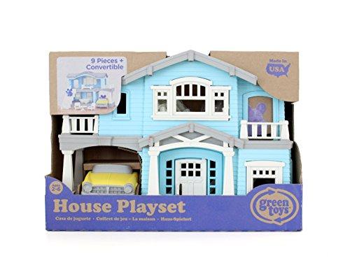 Green Toys House Playset