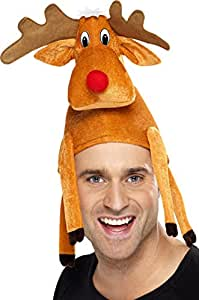 Smiffy's - Sombrero para disfraz de adulto Miffy (38337)