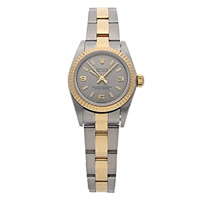 Rolex Oyster Perpetual Automatic-self-Wind Female Watch 76193 (Certified Pre-Owned) by Rolex
