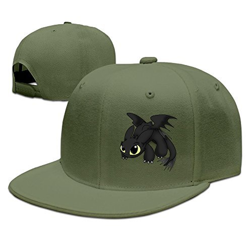 24b45d828d6 Amazon.com  Toothless The Dragon Myths Mascots Cool Baseball Caps Fitted  Hats (6310095176004)  Books