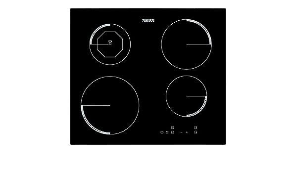 Zanussi ZEI6840FBA hobs - Placa (Integrado, Inducción ...