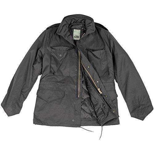 Mil-Tec Classic US M65 Jacket Black size XL