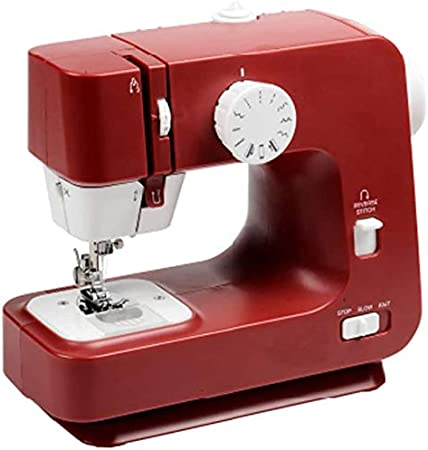Sostenible Máquina de coser eléctrica, hogar de Snap-on de la reparación de la máquina, principiante función del punto de cadeneta máquina de coser