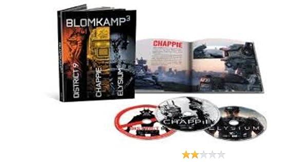 Blomkamp3 3 Blu-Ray Edizione: Stati Uniti Italia Blu-ray ...