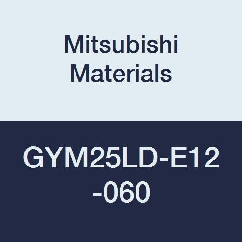 M25 Size 2.362 Grooving Diameter 0.472 Grooving Depth Left Hand Modular Blade 0.094//0.098//0.108 Seat Mitsubishi Materials GYM25LD-E12-060 Face Grooving Holder