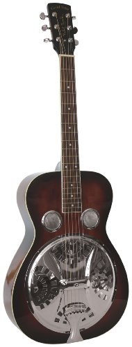 Gold Tone Paul Beard Signature Series PBR Roundneck Resonator Guitar (Vintage (Beard Resonator Guitar)