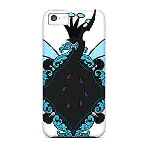 Perfect Hard Cell-phone Case For Iphone 5c (BoM13527TPDg) Support Personal Customs Stylish Queen Skin