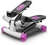 BALIYA Under Desk Pedal Exerciser Mini Stepper Multi-Function Mute Step Machine Twister Stepper Aerobic Exerci