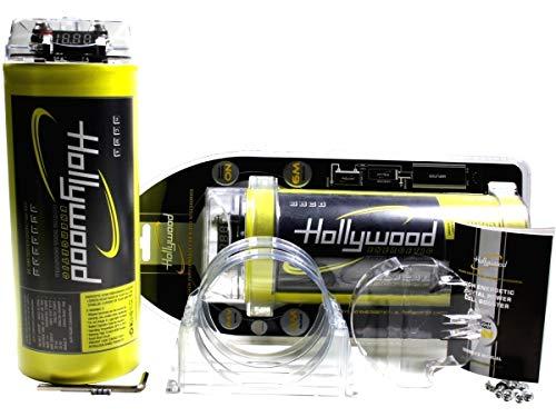 Hollywood HCM 6-6 Farad Auto HiFi Kondensator