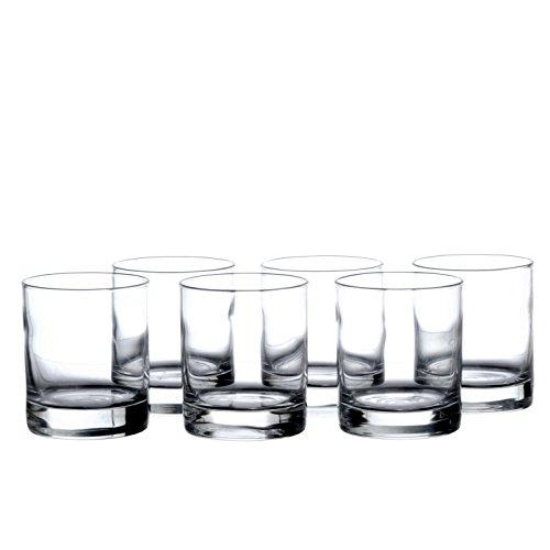 ISLANDE 12 piece Old Fashioned Glass Set, Arcoroc (10 oz.) (Arcoroc Glass)