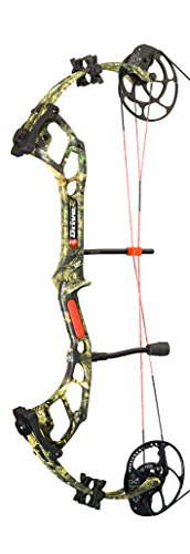 PSE Archery Drive-R Compound Bow, Right Hand, Mossy Oak Coun