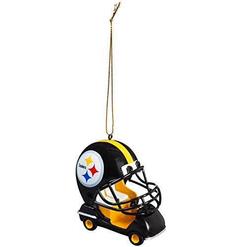 Team Sports America Pittsburgh Steelers Vintage Field Cart Team Ornament]()