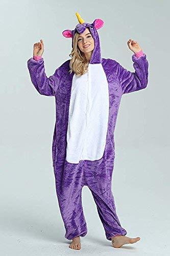 Amazon.com: Disfraz de unicornio para mujer, para adultos ...