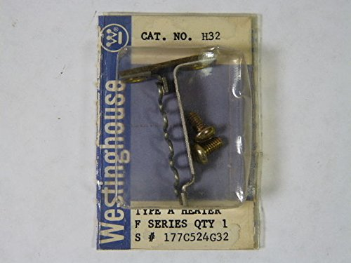 Westinghouse Overload Thermal Heating Element H32